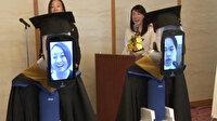 Japonya'da sanal mezuniyet