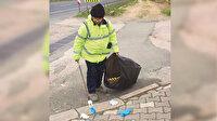 Sokağa maske atana ceza: Salgın atıklarına formül aranıyor