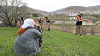 Tunceli'de Vefa Sosyal Destek Grubu gönüllere taht kurdu