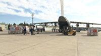 Türkiye'den 5 ülkeye daha yardım malzemesi gönderildi
