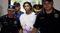 Ronaldinho'yu duygulandıran yardım: Arkadaşları kefaleti ödedi