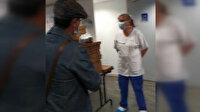 Fransa'da yaşayan Türklerden sağlık çalışanlarına yardım