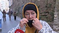 Akılalmaz olay: İstiklal Caddesi'nde öksürükle gasp girişimi