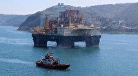 Petrol arama platformu İstanbul Boğazı'ndan geçiyor