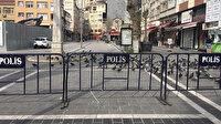 Kasımpaşa'nın en işlek caddeleri ve Kızılay Meydanı 14 gün süreyle kapatıldı