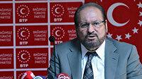 BTP Genel Başkanı Haydar Baş son yolculuğuna uğurlandı