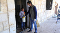 Kırk aileye her gün ücretsiz süt dağıtıyor: İneklerimizi devlet vermişti, şimdi bizim verme zamanımız