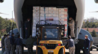 Çin iki koli Türkiye bir uçak dolusu yardım yolladı
