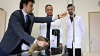 Veterinerler için hayatı kolaylaştıran el simülatörleri üretildi