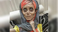 'Zombi gelin' lakabıyla bilinen İranlı fenomen koronavirüse yakalandı