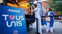 Paris Saint-Germain'den sağlık çalışanlarına ücretsiz yemek