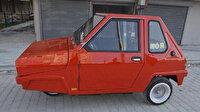 Hurda araçları yeniden hayata kazandırıyor: Türkiye'de bu otomobilin eşi ve benzeri müzede dahi yok