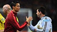 Efsane isimden dikkat çeken yorum: Messi Ronaldo'dan daha iyi