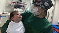 Minik savaşçı: Bir aylık Muhammed bebek koronavirüsü yendi