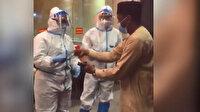 Çin'de koronavirüs testi negatif çıkan 3 Nijerya uyruklu kişinin pasaportlarına el konuldu