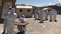 Van'da koronavirüs hastalarını gizleyen muhtar hakkında soruşturma başlatıldı: Mahallede vaka sayısı 44'e yükseldi