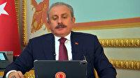 """Meclis Başkanı Şentop, TRT'nin """"Ev Yapımı"""" dizisine konuk olacak"""