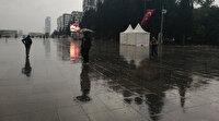 Meteoroloji'den soğuk hava dalgası uyarısı: Türkiye'nin kuzeyi sağanak yağışlı, kuvvetli rüzgara dikkat