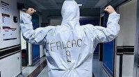 Falcao sağlık çalışanının mesajına kayıtsız kalmadı