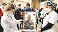 Kızlarıma sahip çıkarsınız değil mi? Koronavirüsten ölen Doktor Yavuz Kalaycı'nın vasiyeti