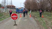 Bitlis'te bir belde karantinaya alınıyor