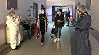 Tunceli'de koronavirüs tedavisi gören 1 hasta kaldı