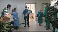 Koronavirüsü 35 gün sonra yendi: Yeniden doğmak gibi oldu