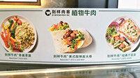 Çinliler şimdi de onu yemeye başladı: Bitki bazlı yeni etler servis ediliyor