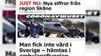 İsveç bu haberi konuşuyor: Burada tedavi edilmedi Türkiye'ye uçtu