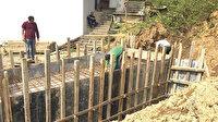 Kısıtlama Trabzon'da fırsata dönüştü: Bozuk yollar ve kaldırımlar onarıldı