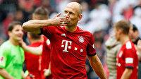 Arjen Robben'den futbola dönüş sinyali