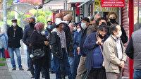 Zonguldak'ta kısıtlama sonrası yoğunluk yaşandı