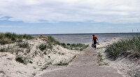 Danimarka'da sahilde toplananlara para cezası uygulandı