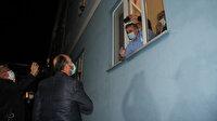 Karantina süreleri dolan 314 kişi evlerine gönderildi: Devlet bize paşalar gibi baktı