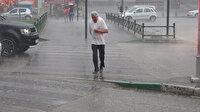Türkiye'de Balkanlar'dan gelen sağanak etkili olacak: Sıcaklıklar düşüyor