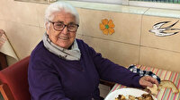 Yıldız futbolcunun 95 yaşındaki büyük büyükannesi koronavirüsü yendi