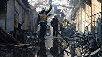 Afrin'deki terör saldırısında hayatını kaybedenler defnedildi