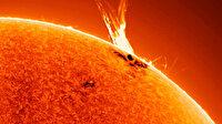 Türk astrofotoğrafçı, uzaydaki ender anı görüntüledi