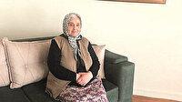 """Ömrüne bereket Emine Nine: """"Biz Bize Yeteriz Türkiyem"""" kampanyasına biriktirdiği 100 bin lirayı bağışladı"""