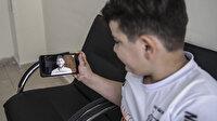 Neymar'dan Hatay'daki Suriyeli çocuğa mesaj: Kalbim seninle ve ailenle