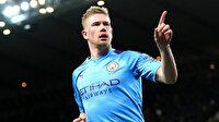 Kevin de Bruyne'nin Manchester City'deki geleceği men cezasına bağlı