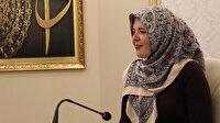 Kayseri'yi gezmeye gelen Danimarkalı genç kadın Müslüman oldu