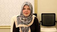 Kayseri'yi gezmeye gelen Danimarkalı Malene, Ramazan ayından etkilenerek Müslüman oldu