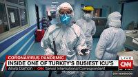 Koronavirüse karşı başarı nedeniyle yabancı basının gözü Türk sağlık sisteminde