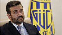 Ankaragücü Başkanı Fatih Mert: Oynamak isteyen kulüpleri açıklayın