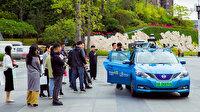 Çin'de koronaya karşı sürücüsüz taksi dönemi