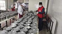 Günde 6 bin aileye yemek servis ediyorlar