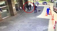 Kağıt toplayıcı kardeşler çöpte bebek buldu, montlarına sararak hastaneye götürdü