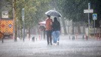 Meteoroloji'den sağanak uyarısı: Sıcaklar 6 derece düşecek