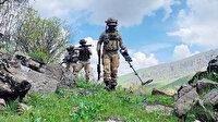 Türkiye-Irak sınırında teröristlere yönelik bahar operasyonu başlatıldı